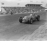 Louis Rosier på Zandvoort 1950