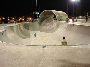 Louisville Extreme Park.