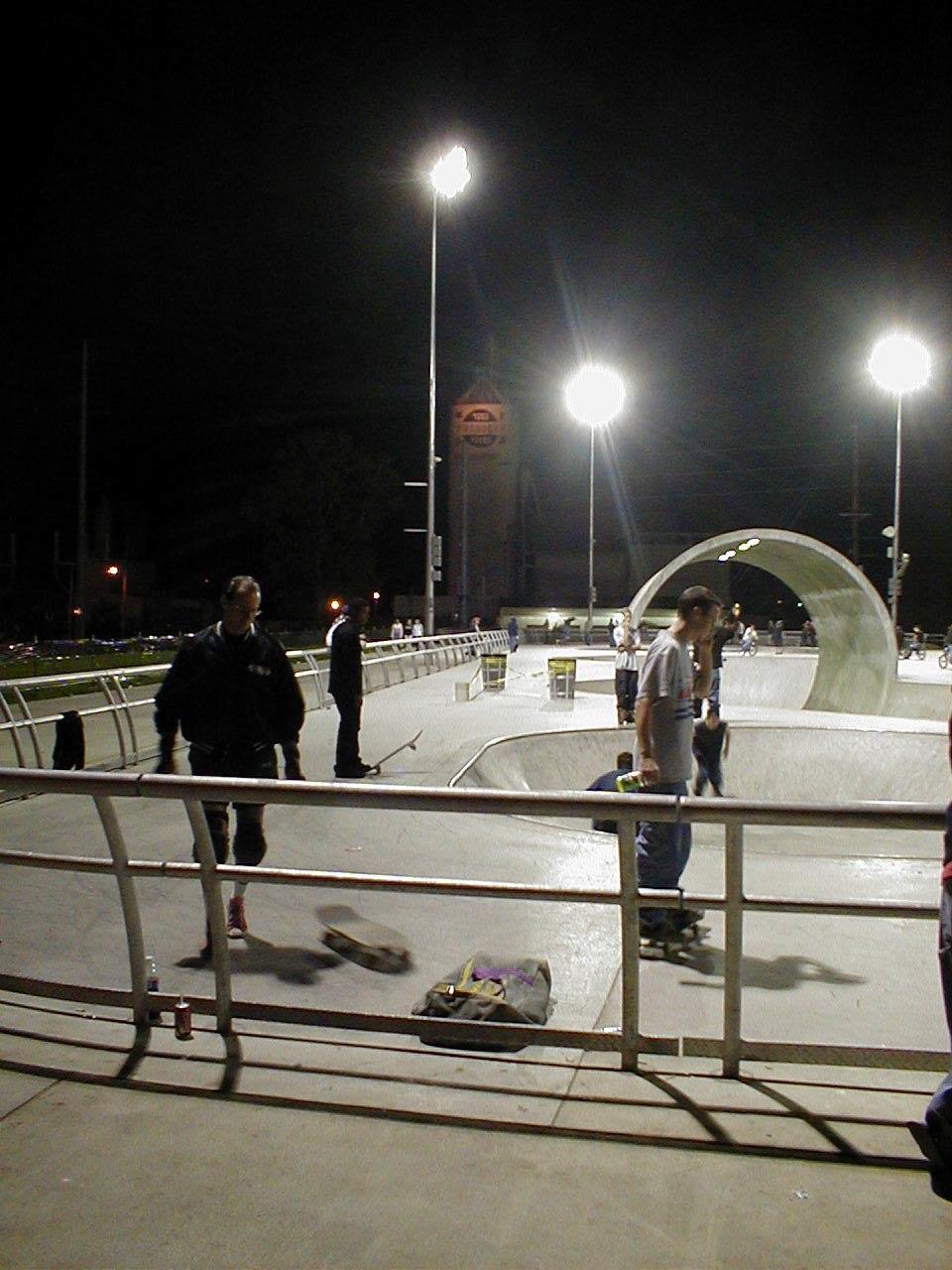 Louisville Skatepark-night-2002