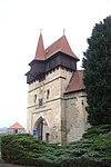 Louny, Žatecká brána II.jpg