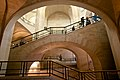 Louvre staircases, Paris 2012.jpg