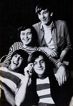 The Lovin' Spoonful през 1965 г.