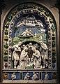 Luca della robbia il giovane, natività con adorazione dei pastori, 1515 ca. 01.jpg