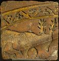Ludlow hunting tile - stag.jpg