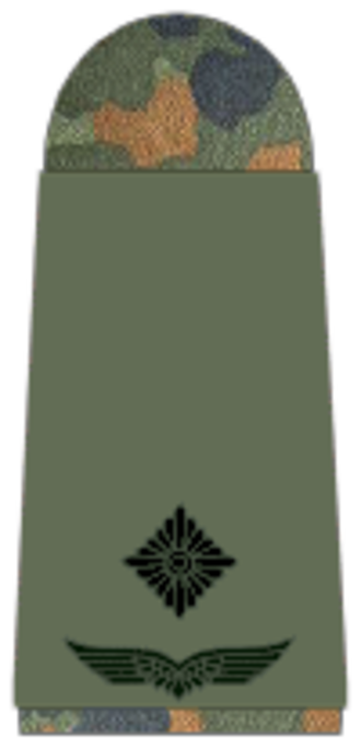 Second lieutenant - Leutnant