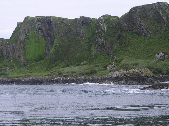 South Lorn and the Slate Islands