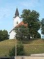 Lutheran Church from Semmelweis Street, 2019 Ajka.jpg