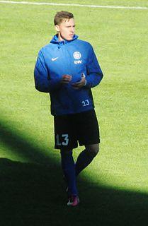 Siim Luts Estonian footballer