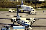 Luxair F-50 LX-LGB at LUX (29126152773).jpg