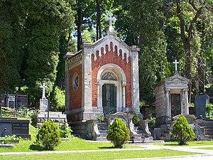 Lwów - Cmentarz Łyczakowski 02