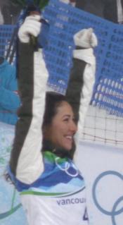 Lydia Lassila Australian freestyle skier