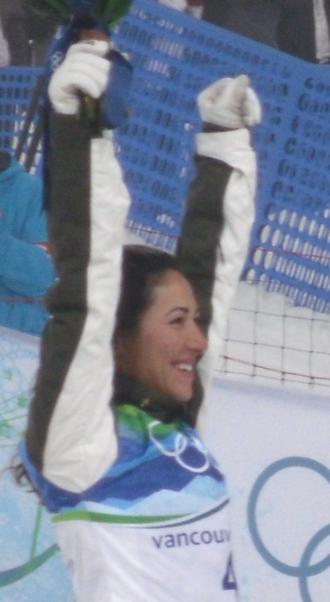 Lydia Lassila - Lassila at the 2010 Winter Olympics