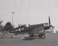 Lynn Garrison's Corsair 133963 CF-VUM Brackett Field, California.png