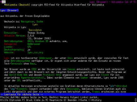 Webbrowser - Wikiwand
