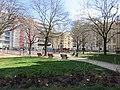 Lyon 2e - Place de l'Hippodrome (mars 2019).jpg