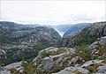 Lysefjord - Norway - panoramio - Sergey Ashmarin.jpg