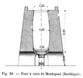 Métallurgie du zinc - Four à cuve de Monteponi (p. 110).png