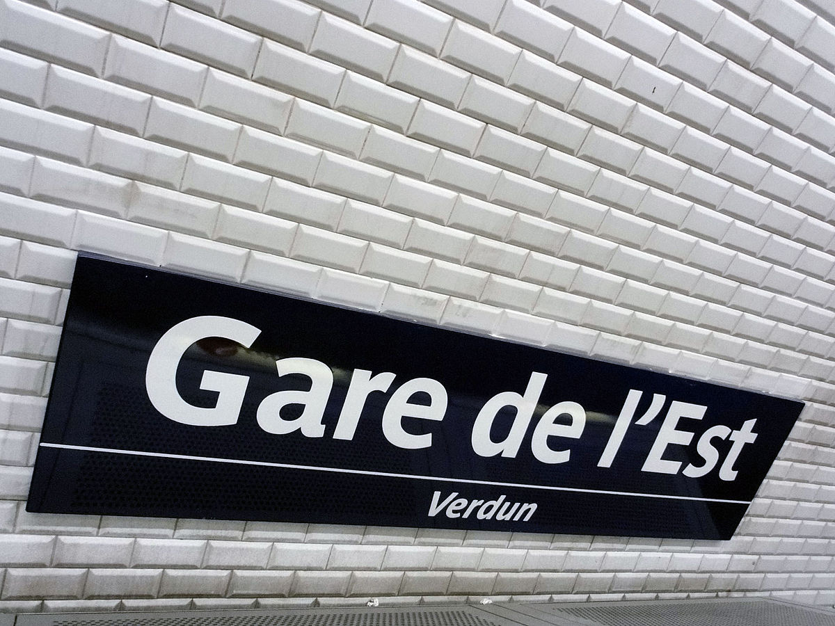 gare de l est m tro paris wikipedia. Black Bedroom Furniture Sets. Home Design Ideas
