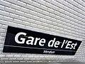 Métro de Paris - Gare de l'Est - Ligne 4 02.jpg