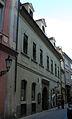 Měšťanský dům U Prstenu (Staré Město), Praha 1, Jilská 14, Staré Město.jpg