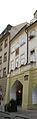 Měšťanský dům U modrého lva (Staré Město), Praha 1, Havelská 506, Staré Město.jpg