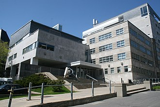 McGill University Faculty of Engineering - M. H. Wong Engineering Building