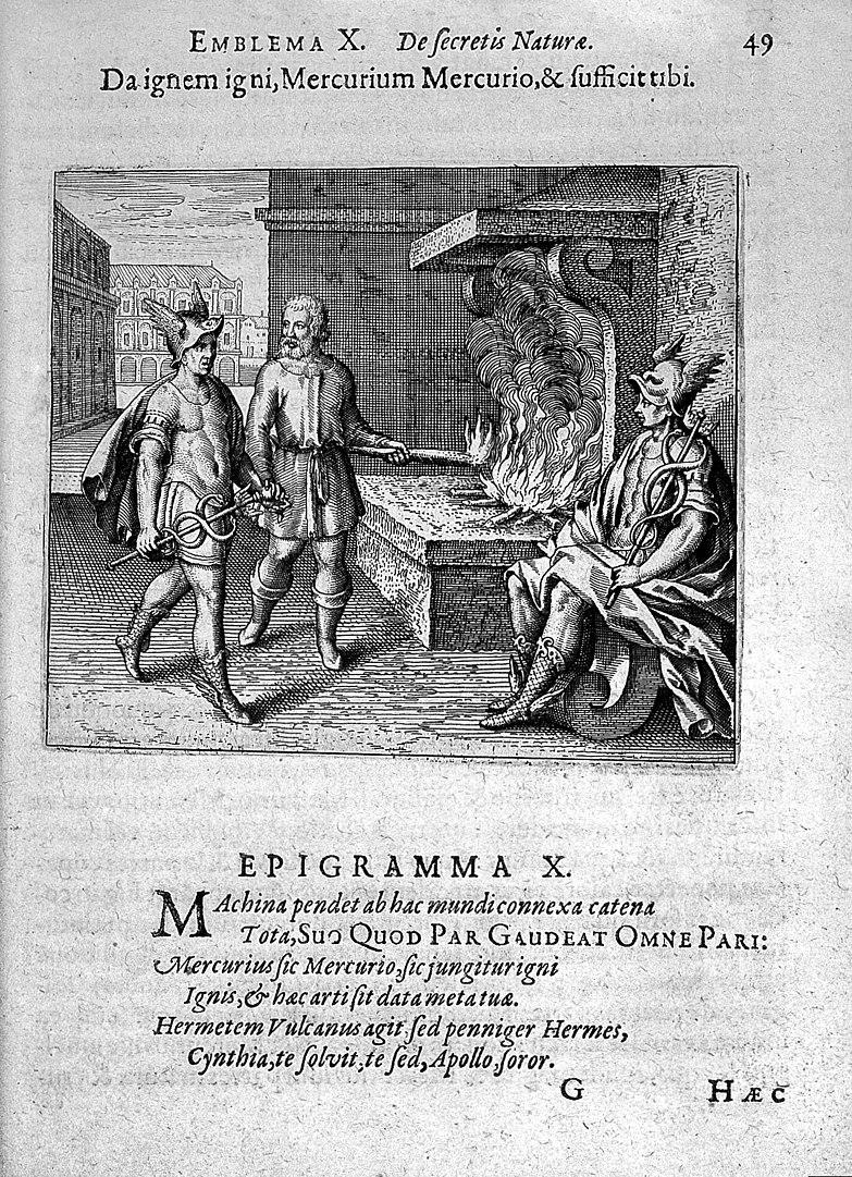 783px M. Maier%2C Atalanta fvgiens%2C hoc est emblemata... Wellcome L0029167 - Emblemáticos: os livros mais icônicos do Renascimento