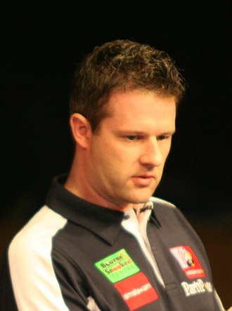 Mark Gray (snooker player) - Image: MC2008 M11 004 Mark Gray