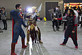 MCM London 2014 cosplay battle (14266665001).jpg