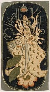 Mahadevi Hindu goddess