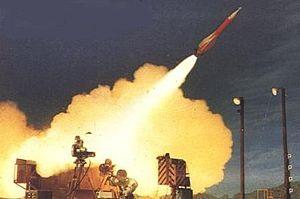 MIM-46 Mauler - Test launch of Mauler