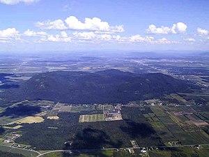 Monteregian Hills - Image: MT YAMASKA