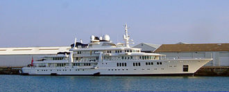 Tatoosh (yacht) - Image: MV Tatoosh La Rochelle