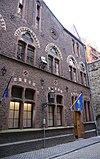 maastricht - rijksmonument 506869 - poortgebouw klooster zusters onder de bogen sint servaasklooster 14 20100513