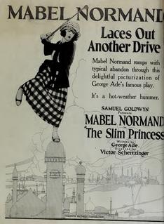 <i>The Slim Princess</i> 1920 film by Victor Schertzinger