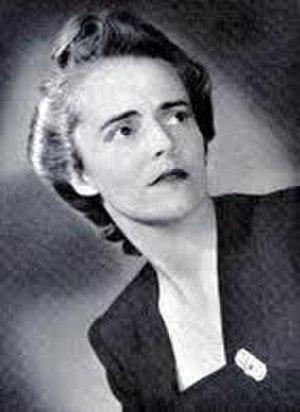 Margarida de Abreu - Margarida de Abreu in 1940s
