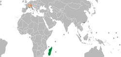 Madagascar Switzerland Locator.png