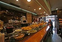 Bar Restaurant Tapas Strasbourg