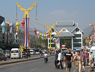 Phahonyothin Road - Mae Sai Pass