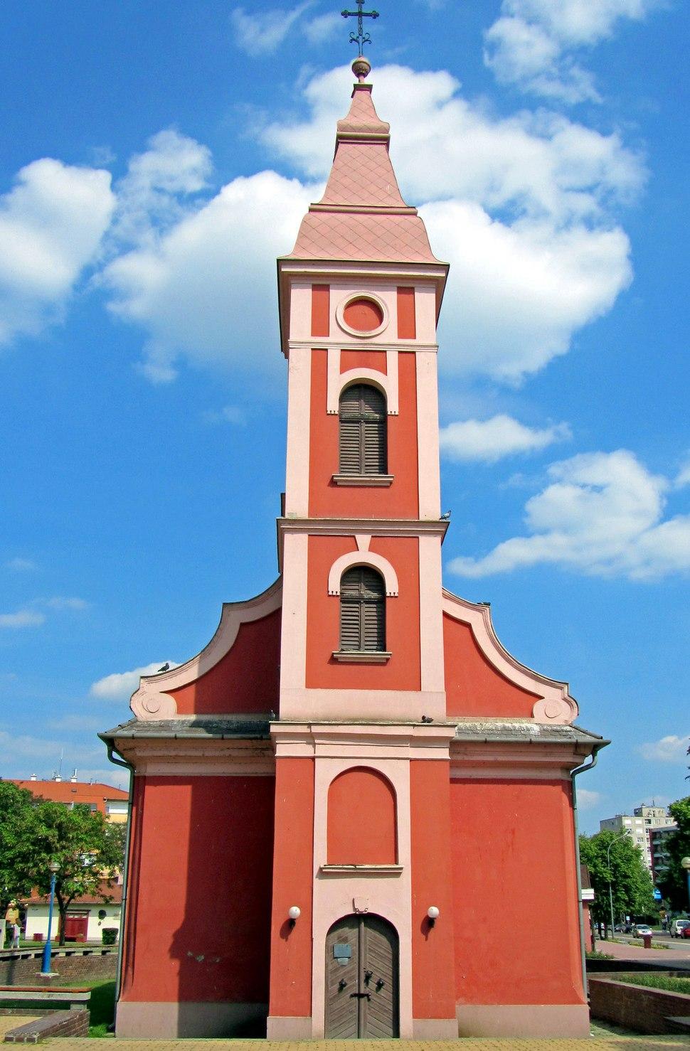 Magyar ortodox templom (3539. számú műemlék)