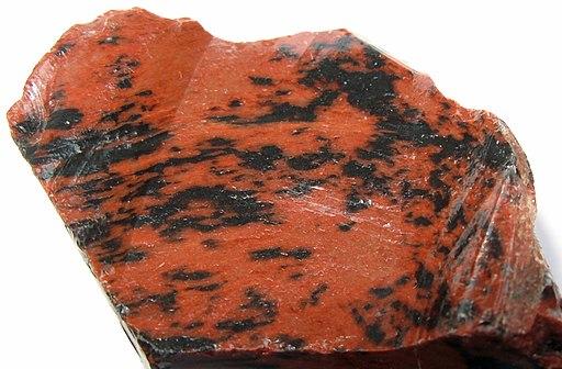 Mahagoni-Obsidian from Mexico