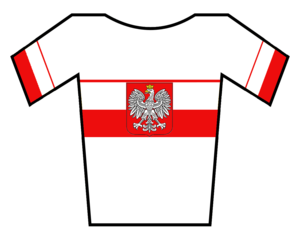 Polish National Road Race Championships - The champions jersey