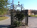Main Entrance to Gate of Heaven Cemetery 2006.JPG