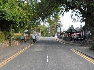 Balmaha - Image: Main Street, Balmaha