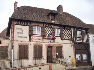 Chennebrun Commune in Normandy, France