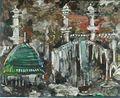 Makkah and madina finger painting.jpg