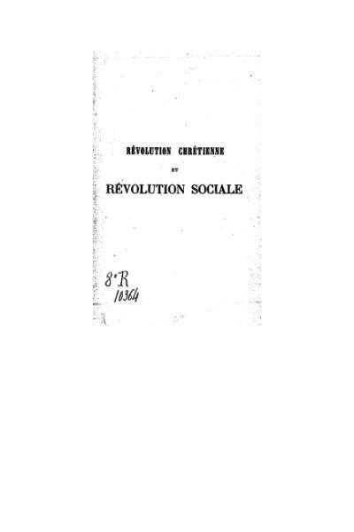 File:Malato - Révolution chrétienne et Révolution sociale, Savine, 1891.djvu