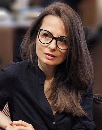 Małgorzata Dawidek Gryglicka - Image: Malgorzata Dawidek