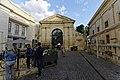 Malta - Valletta - Castille Place - Upper Barrakka Gardens Entrance.jpg