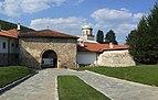 Manastir Visoki Dečani (Манастир Високи Дечани) - main gate.jpg